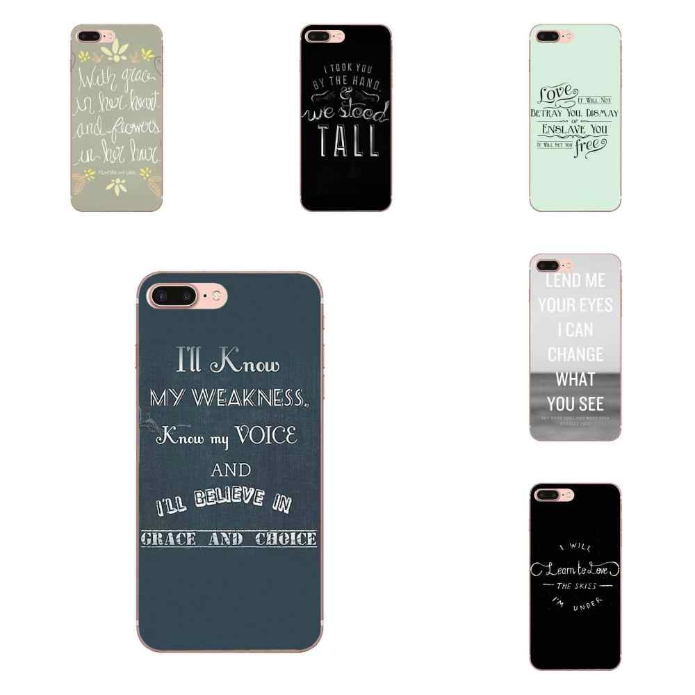 Mumford And Sons Quotes For Lg K50 Q6 Q7 Q8 Q60 X Power 2 3 Nexus