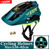 Batfox capacete de bicicleta preto fosco, capacete de ciclismo mtb mountain bike, tampa interna, capacete da bicicleta 8