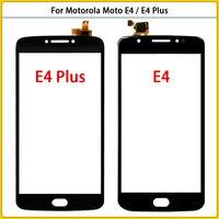 Pantalla táctil E4 para Motorola Moto E4 Plus, XT1770, XT1773, Panel táctil, Sensor de digitalizador, cristal frontal LCD, XT1762, XT1763, novedad