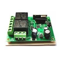 433 МГц dc5v 12v 24v 30v 2ch беспроводной пульт дистанционного