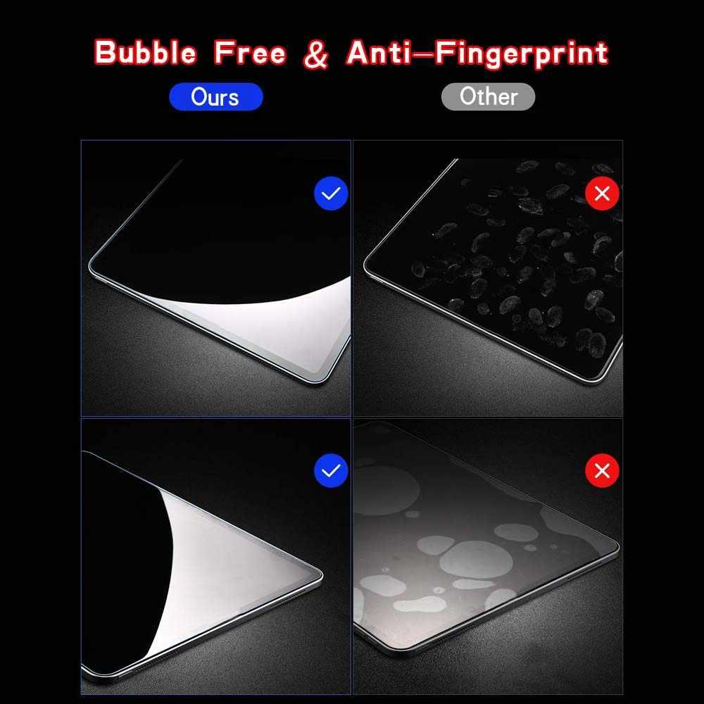 """Alcatel one touch için A30 8.0 """" - 9H Premium Tabled temperli cam ekran koruyucu Film koruyucu güvenlik kapak"""