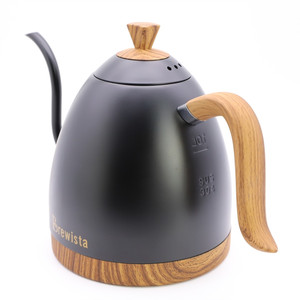 Image 4 - 1 шт. Brewista Artisan постоянная температура, 600 мл гусиная шея, Вариатор с контролем температуры, чайник, кофейник