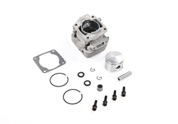 Upgrade parts 36CC Cylinder with double ring Piston kit for 1/5 Hpi Rovan Km MCD GTB FID DDT Baja Losi 5ive T FG Engines Parts