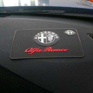 Car Styling dekoracja wnętrz mata Case dla Alfa Romeo 159 147 156 Giulietta Sp Mito akcesoria ochronne Car Styling