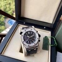 WG10161 relojes para hombres de primera marca de pasarela de diseño europeo de lujo reloj mecánico automático Relojes mecánicos     -