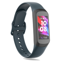 soft tpu Strap For Samsung Galaxy Fit SM-R370 Smart Watch Band Soft TPU Bracelet Replacement Strap Watch Accessories (2)
