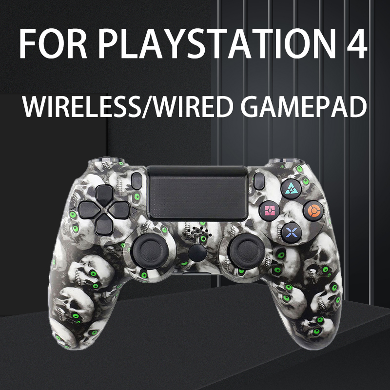 Bluetooth Gamepad For PS4 Gamepad for PS4 Wireless Controller Joystick Wireless /Wired Controller for PS4 Joystick Bluetooth 4.0