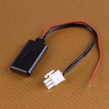 DWCX 3 Pin 5-12 в Bluetooth модуль радио стерео AUX музыкальный кабель адаптер подходит для Goldwing GL1800 F6B 1800's