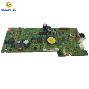 Image 1 - Original FORMATTER PCA ASSY Formatter Board logic Main Board MainBoard mother board for Epson L365 L375 L395 L396 printer