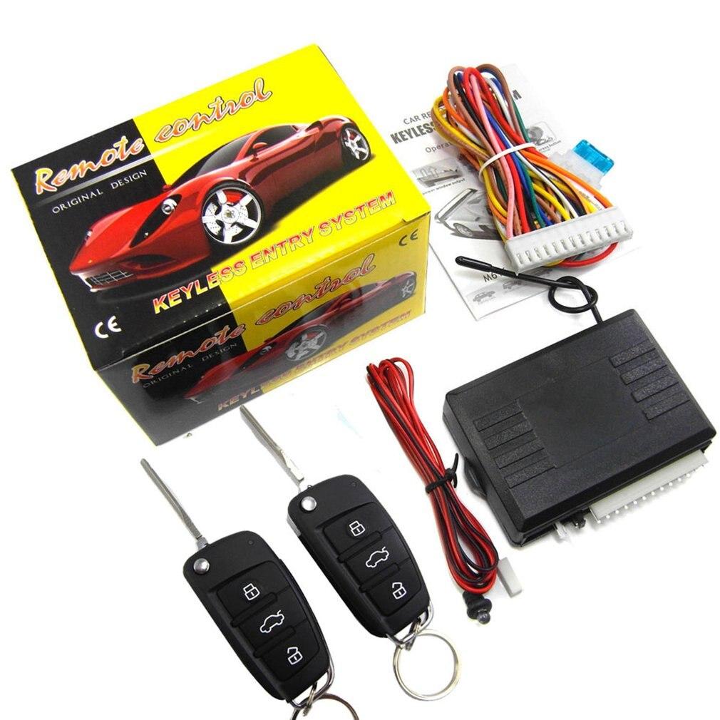 M616-8118 Auto Fernbedienung Zentrale Türschloss Alarm Gerät Mit Motor System