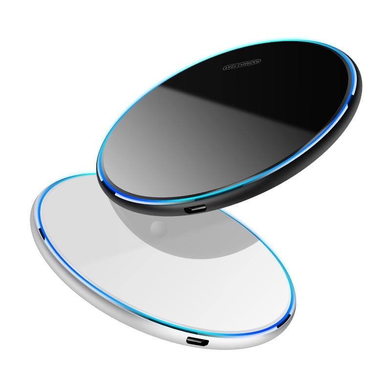 Qi Wireless Charger For Google Pixel 4 4XL Fast Wireless Charging Pad Induction Wirless Charger For Google Pixel 3 3XL Nexus 6