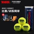 Teloon Professionelle Tennis Bälle Wettbewerb Ebene POUND-3 High-bounce-Beständig ITF Welt Tennis Tour Offizielle Ball K022SPA