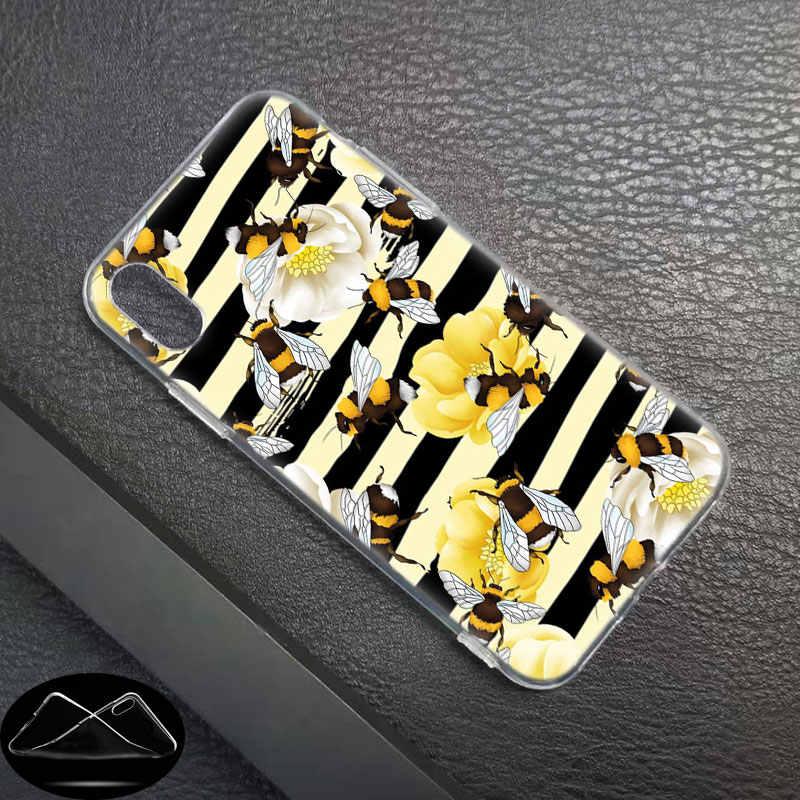 Bee Happy iPhone 11 case