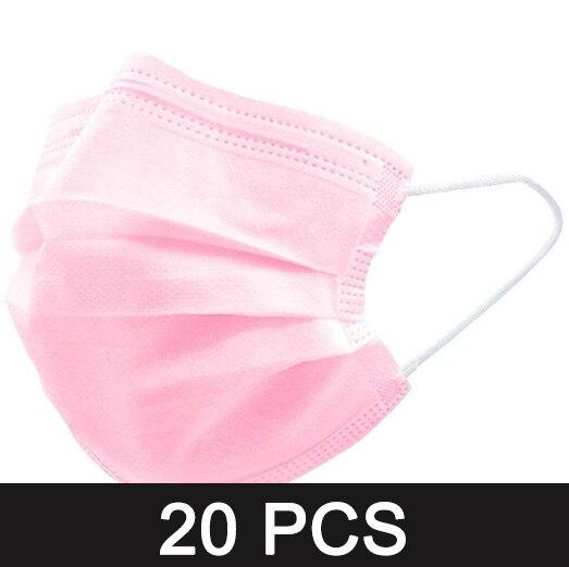 20pcs Pink