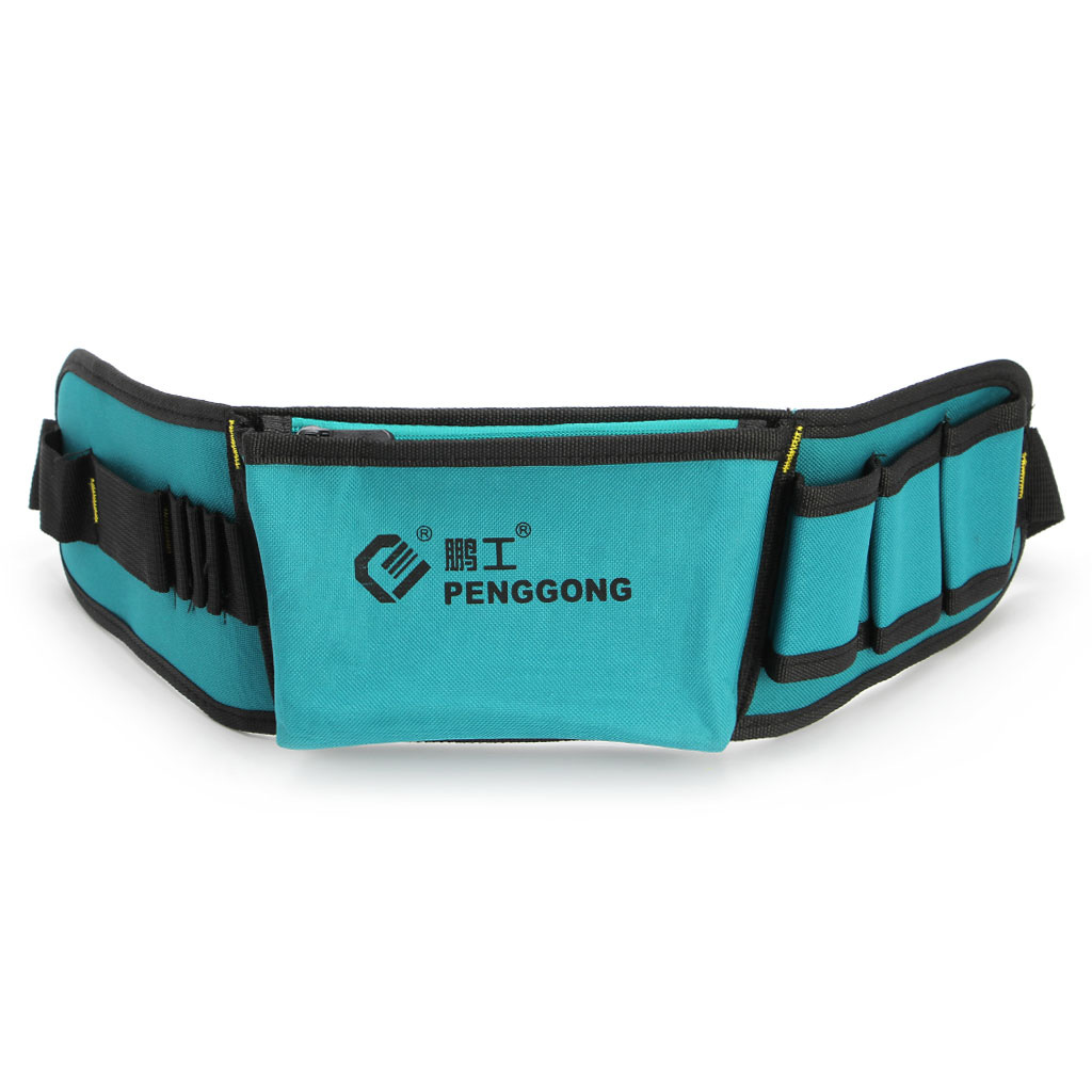 Multifunctional Power Tools Waist Bag Oxford Waterproof Pocket Kit With Belt Drop Ship Support