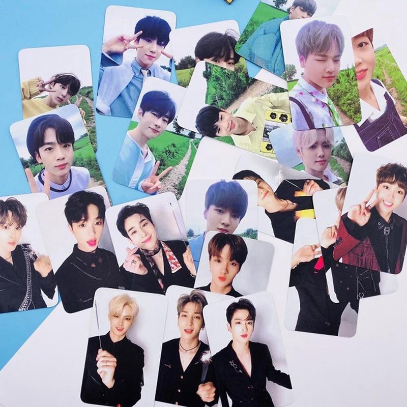 KPOP Produce 101 X1 New Album Quantum Leap Premier Show-con Flash LOMO Card Postcard Photo Cards Fans Gift 11Pcs/Set