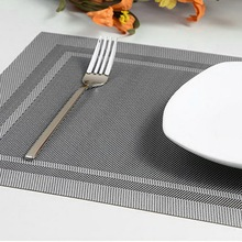 4/6/8pcs Round Woven Placemats Waterproof Dining Table Mats Non-Slip Tableware Bowl Pads Drink Cup Coasters Kitchen Supplies artificial leather placemats non slip placemats bowls coasters waterproof table mats heat insulated table mats