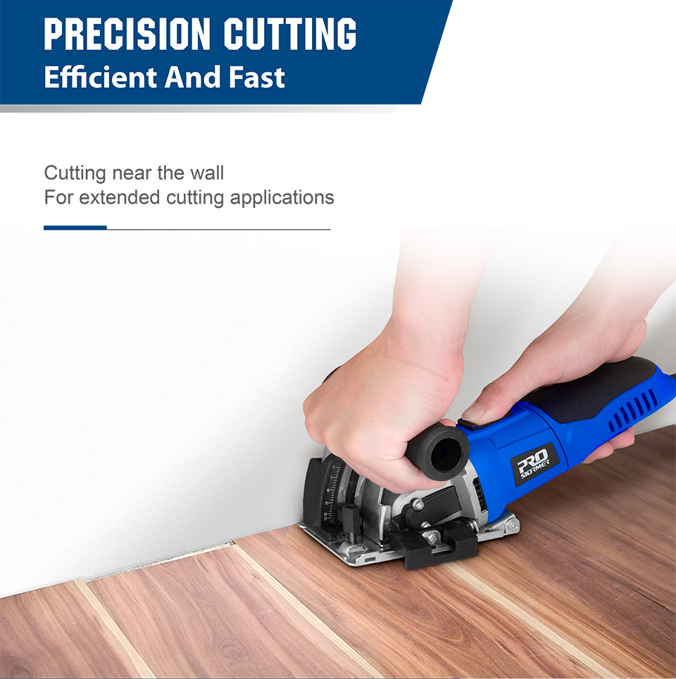 PROSTORMER Precision Cutting