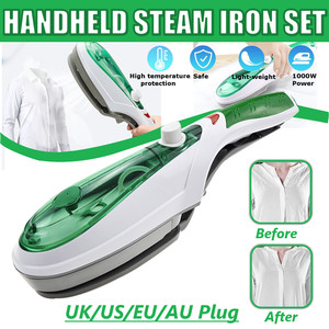 1000W Handheld Garment Steamer Brush Portable Steam Iron For Clothes Steam Generator Manual Steamer For Underwear Steamer