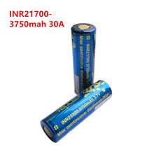 Vapcell – batterie li-ion avec défaut, 21700 mah, 30a, 3750 V, s30, haute puissance, rechargeable, livraison gratuite