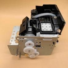 ตัวทำละลายปั๊ม Capping สำหรับ Mutoh VJ 1604E VJ 1614 VJ 1204 VJ 1304 VJ1624 เครื่องพิมพ์ DX5 Capping ปั๊มสถานี