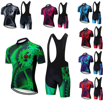 2020 Summer TELEYI New Cycling Jersey Short Sleeve Set Maillot Ropa Ciclismo Uniformes Quick-dry Bike Clothing MTB Cycle Clothes new ant quick dry cycling jersey summer short sleeve mtb bike clothing ropa maillot ciclismo racing bicycle clothes 5101