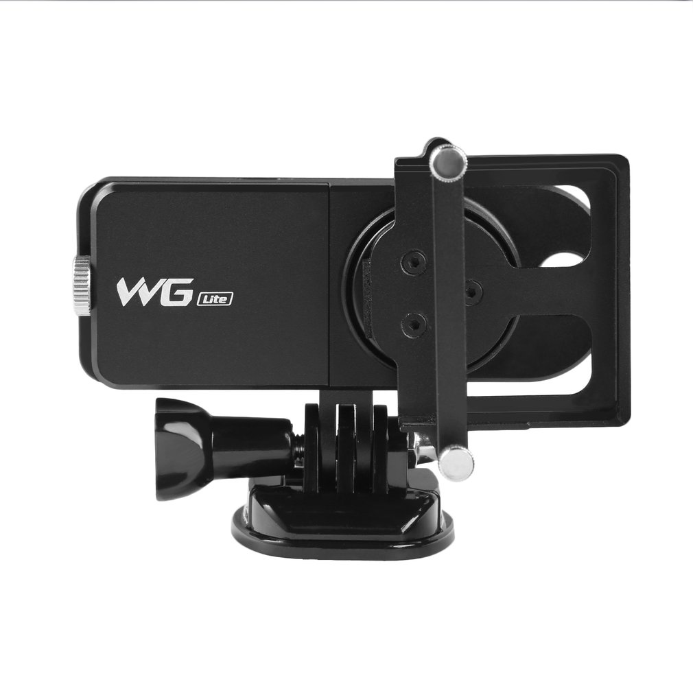 Portable Single Axis Wearable Camera Gimbal Stabilizer For Fy Wg Lite Gopro 3 3+ 4 Accessories