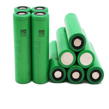 VTC6 18650 батарея 3,7 в 3000 мАч аккумуляторная батарея для литиевых батарей 30 a аккумуляторная батарея