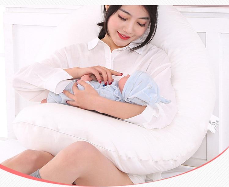 Nova marca mulheres grávidas abdômen apoio travesseiro