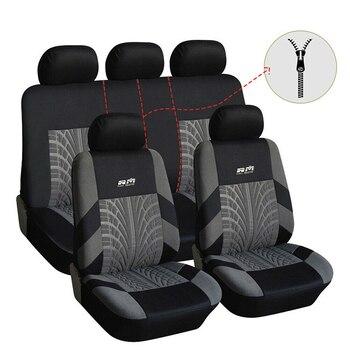 Car Seat Cover Universal Seat Protector Auto Accessories for Mitsubishi Outlander 3 Xl Pajero 2 3 4 Sport Space Star