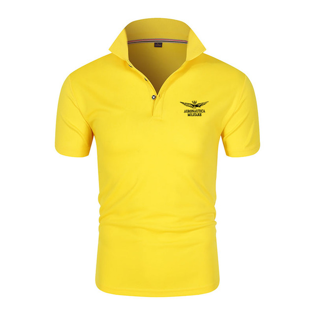 2021 Brand New Men's Polo Shirt High Quality Men's Cotton Short Sleeve Shirt Brand Clothing Summer Casual Fashion Polo Shirt Top 4