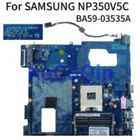 KoCoQin Laptop motherboard For SAMSUNG NP350V5C NP350V5X SLJ8E Mainboard QCLA4 LA 8862P BA59 03535A BA59 03535B|Laptop Motherboard| |  -