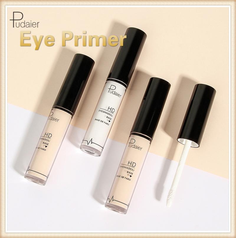 Eye Primer Eye Base Cream Long Lasting Eyelid Primer Liquid Base Eyeshadow Base Primer Makeup Moisturzing Natural Cosmetics Hot image