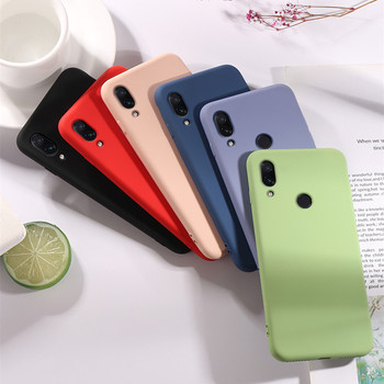 Luxe Vloeibare Case Voor Xiao Mi Mi 9 T Mi 8 Lite Se 6X CC9 Pro Case Silicone Soft Cover voor Red Mi Note 8 10 8 T 7 6 6A 7A K20 Case