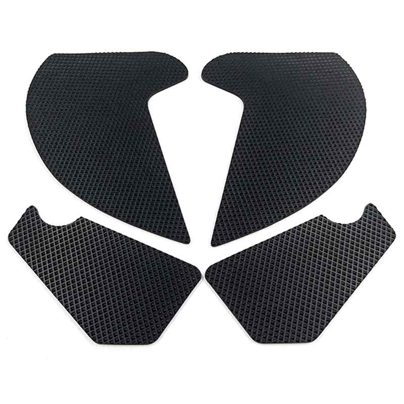 For Yamaha MT07 MT-07 2018 2019 Tank Pads Anti Slip Side Gas Traction Pad Grips Stick Firmly / Strong Glue