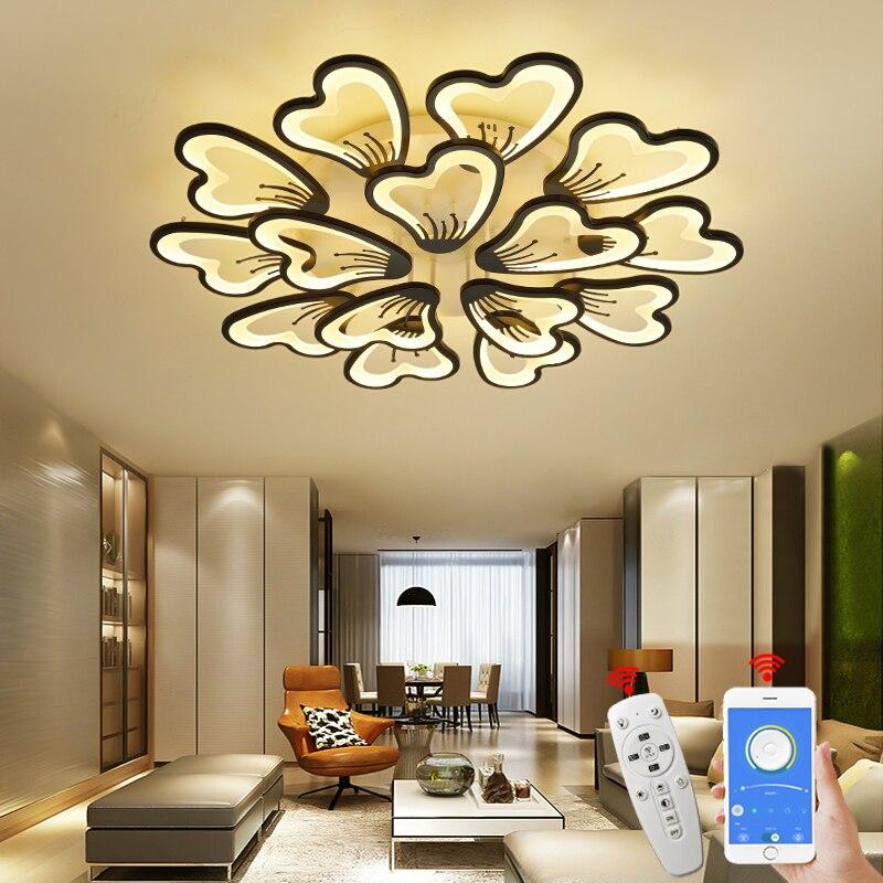 NEO Gleam moderne Led Kronleuchter Neuheit post-moderne wohnzimmer Leuchten schlafzimmer gang Nordic LED decke kronleuchter beleuchtung