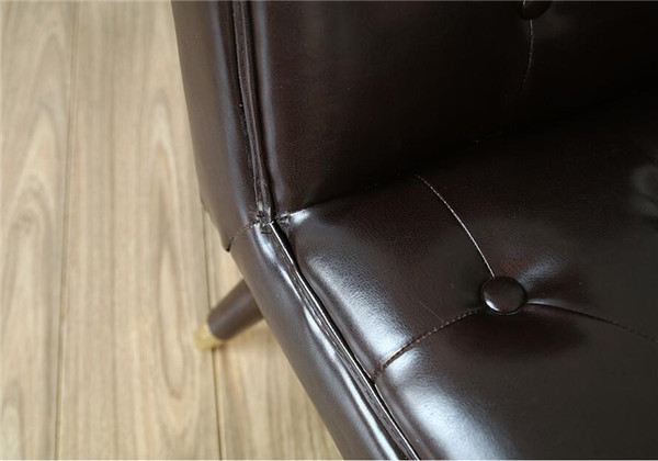 Modern Tufted Accent Chair  5