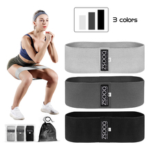 3pcs Booty Workout Resistance Band Cloth Leg Butt Exercise Band Elastic Strength Squat Glute Band Fitness Gym Workouts Equipment