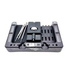 Samochód klucz składany Vice mocowania Pin usuń narzędzie do drzwi samochodu naprawa klucza
