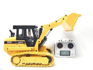 Image 1 - New!!! 1/12 すべての金属の RC 油圧ローダー