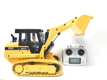 Nuovo!!! 1/12 All metal RC idraulico loader