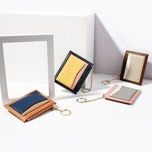 Женские кошельки мульти-карты молнии карты сумка брелок кошелек дамы портмоне детская сумочка для девочек