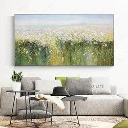100% ręcznie malowany olejny obraz olejny na obrazy na płótnie nowy ręcznie robiony nóż kwiat obraz olejny Wall Art picture home decoration dla pokoju gościnnego