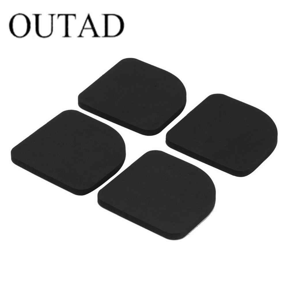 384pcs Multifunctional Refrigerator Anti-vibration Pad Mat For Washing Machine Shock Pads Non-slip Mats Set Bathroom Accessories
