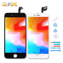 AAA+++ Display LCD Replacement For Pantalla iPhone 6 6s 5S 5C 5G LCD Touch Digitizer Assembly Ecran 5 6 S C Replacement LCDs sanka 20pcs for iphone 6 lcd display digitizer touch screen mobile phone parts assembly replacement ecran pantalla lcd tools