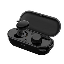 T2C TWS Wireless Mini Bluetooth Earphone Stereo Bilateral Call Earbuds Sport Ear Phone Charging Box Handsfree Bluetooth Headset(China)