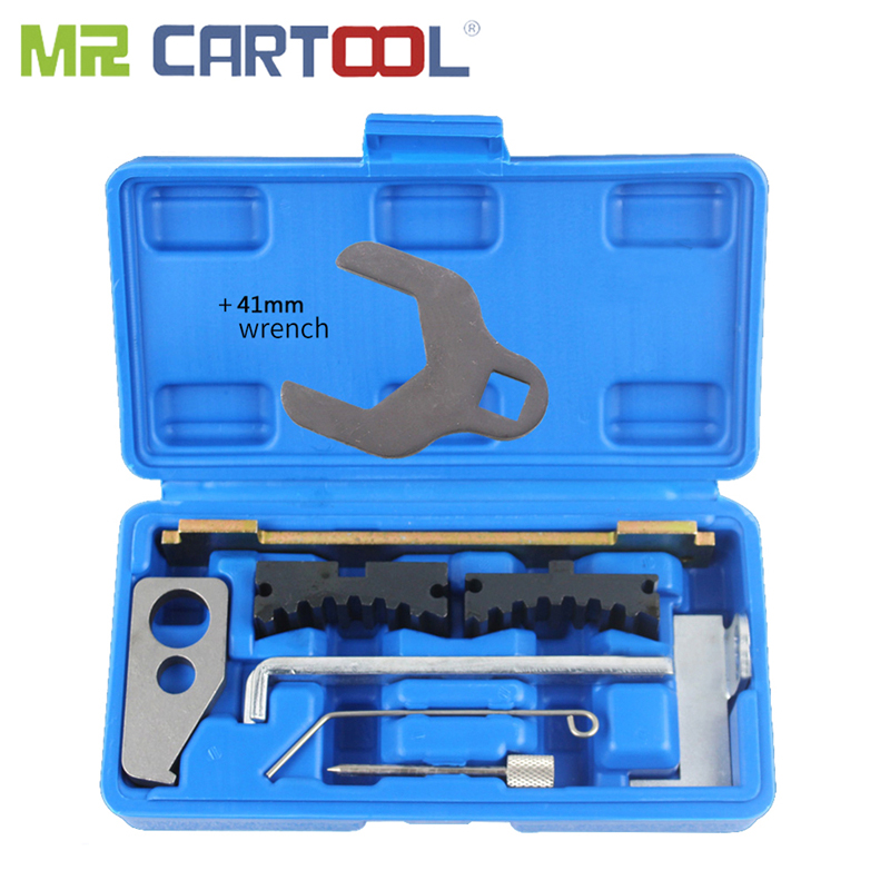 Fit For Chevrolet 1.6 1.8 Camshaft Tensioning Locking Alignment Timing Tool Kit