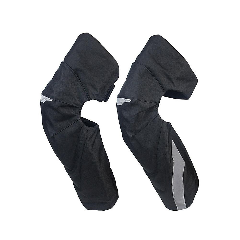 Knee Pads Motorcycle Warm Windproof Knee Guards Fall Winter Riding Protective Gear Locomotive Equipment Motorcycle Protective Kneepad     - title=