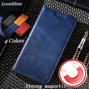 Cover Retro Leather case For Huawei Honor 20 20i 10i 10 9 9X 7A 8 8A 8C 8S 8X 7 7C 7S 7X 6C Pro Lite Premium case Wallet Flip(China)