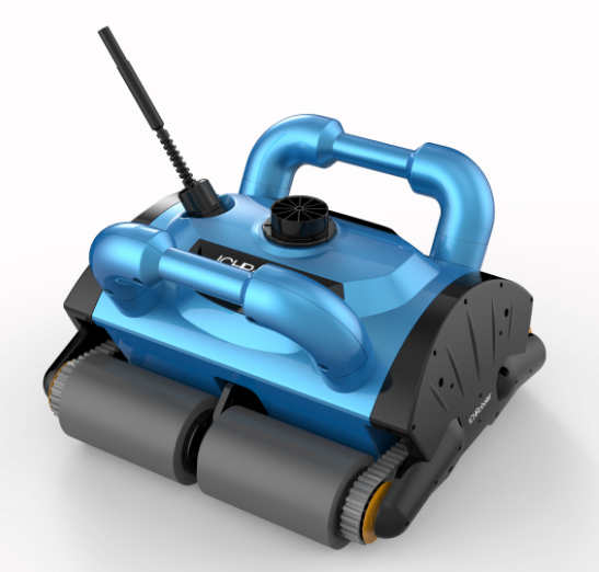Free Shipping iCleaner-200 With 30m Cable Swim Pool Robot Cleaner Swimming Pool Automatic Cleaning Robotic Pool Cleaner